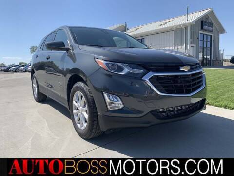 2020 Chevrolet Equinox for sale at Auto Boss in Woodscross UT