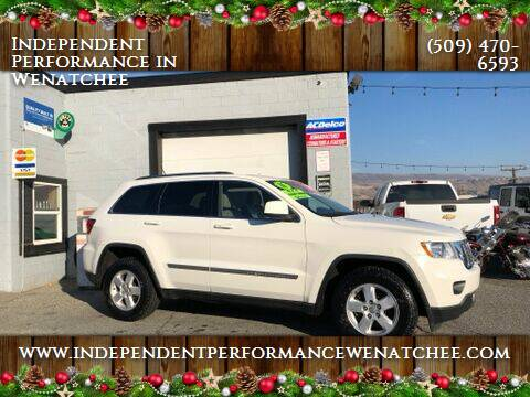 2011 Jeep Grand Cherokee for sale at Independent Performance Sales & Service in Wenatchee WA