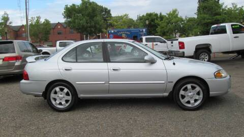 2006 Nissan Sentra for sale at D & M Auto Sales in Corvallis OR