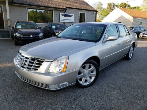 2006 Cadillac DTS for sale at M & A Motors LLC in Marietta GA