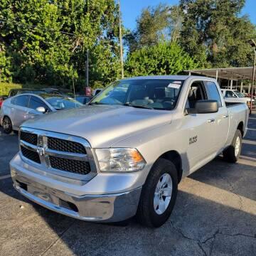 2017 RAM Ram Pickup 1500 for sale at America Auto Wholesale Inc in Miami FL
