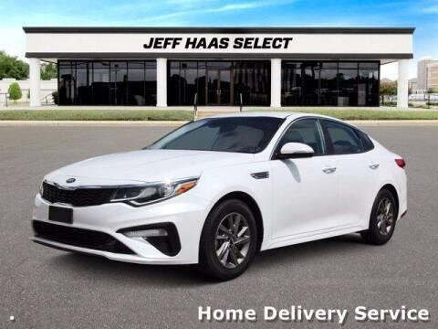 2020 Kia Optima for sale at JEFF HAAS MAZDA in Houston TX