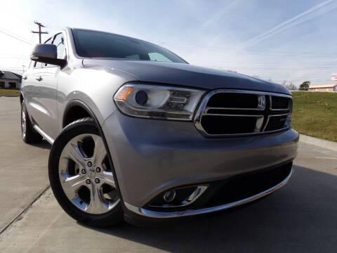 2015 Dodge Durango for sale at Calvary Motors, Inc. in Bixby OK