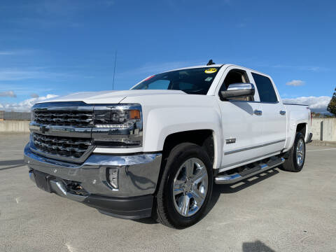 2017 Chevrolet Silverado 1500 for sale at BAY AREA CAR SALES in San Jose CA