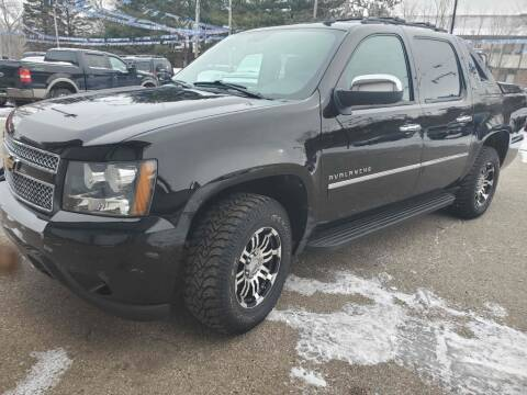2012 Chevrolet Avalanche for sale at Extreme Auto Sales LLC. in Wautoma WI