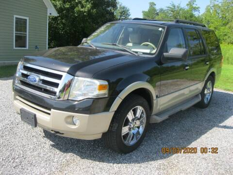 2010 Ford Expedition for sale at Judy's Cars in Lenoir NC