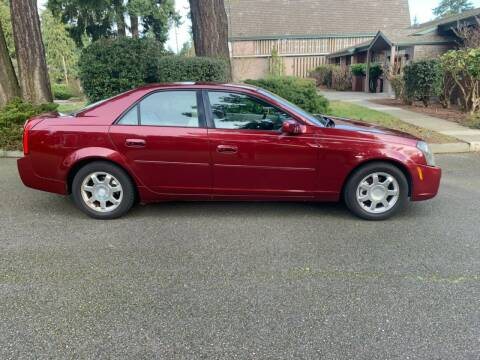 2003 Cadillac CTS for sale at Seattle Motorsports in Shoreline WA