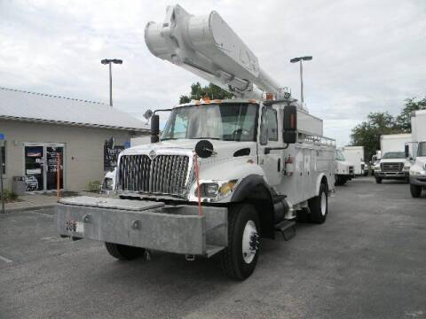 2006 International WorkStar 7300 for sale at Longwood Truck Center Inc in Sanford FL