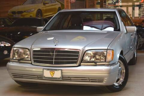 1997 Mercedes-Benz S-Class for sale at Chicago Cars US in Summit IL