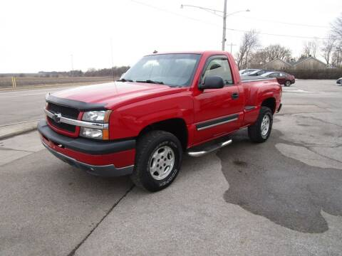 2003 Chevrolet Silverado 1500 for sale at Dunlap Motors in Dunlap IL