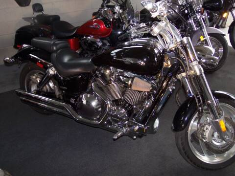 2005 Honda VTX 18C-25 for sale at Fulmer Auto Cycle Sales - Fulmer Auto Sales in Easton PA