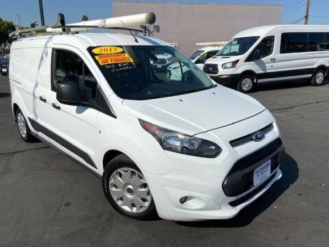 2015 Ford Transit Connect Cargo for sale at Auto Wholesale Company in Santa Ana CA