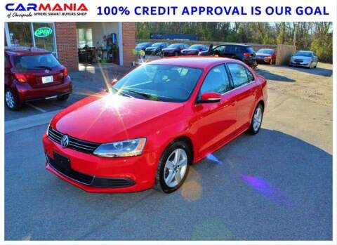 2014 Volkswagen Jetta for sale at CARMANIA LLC in Chesapeake VA