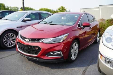 2017 Chevrolet Cruze for sale at Preferred Auto Fort Wayne in Fort Wayne IN