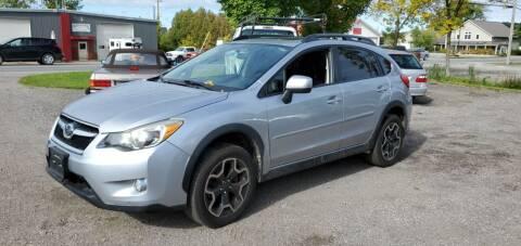 2014 Subaru XV Crosstrek for sale at Village Car Company in Hinesburg VT