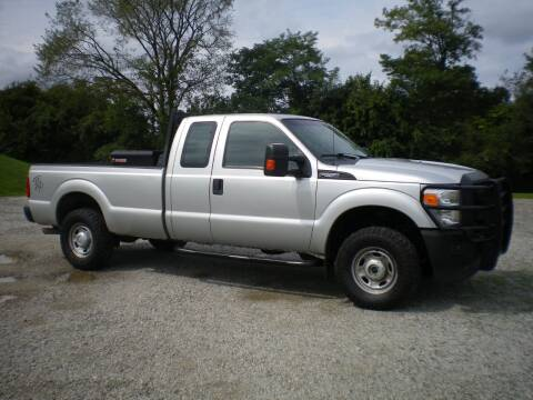 2015 Ford F-250 Super Duty for sale at Starrs Used Cars Inc in Barnesville OH