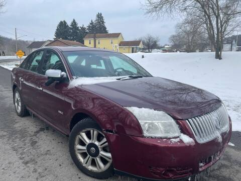 2008 Mercury Sable for sale at Trocci's Auto Sales in West Pittsburg PA