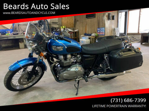 2005 Triumph Bonneville for sale at Beards Auto Sales in Milan TN