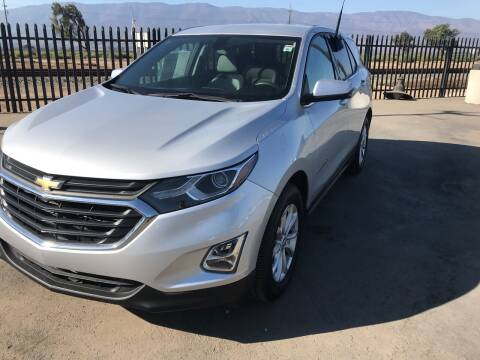 2019 Chevrolet Equinox for sale at Soledad Auto Sales in Soledad CA