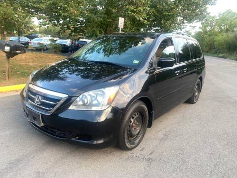 2005 Honda Odyssey for sale at Dreams Auto Group LLC in Sterling VA