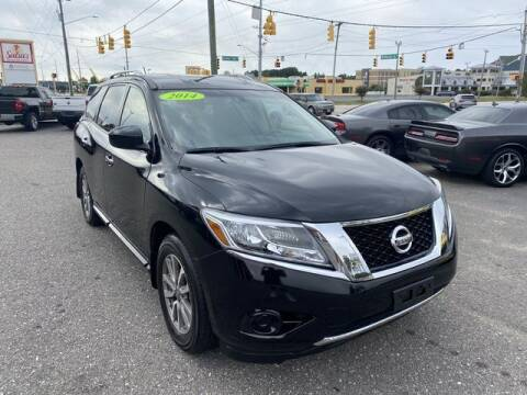2014 Nissan Pathfinder for sale at Sell Your Car Today in Fayetteville NC