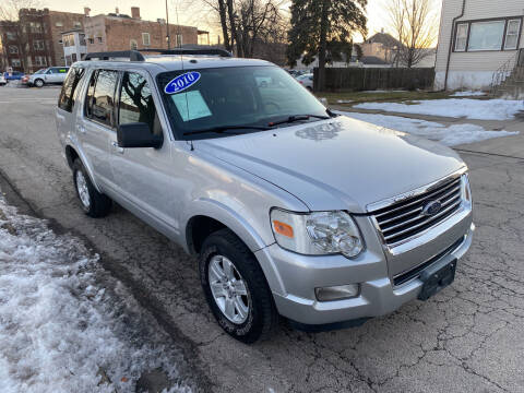 2010 Ford Explorer for sale at RIVER AUTO SALES CORP in Maywood IL