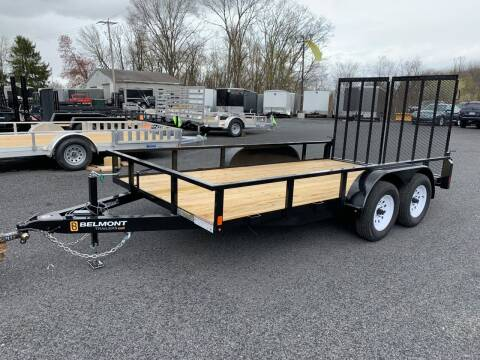 2020 Belmont UT614TA-7K for sale at Smart Choice 61 Trailers in Shoemakersville PA
