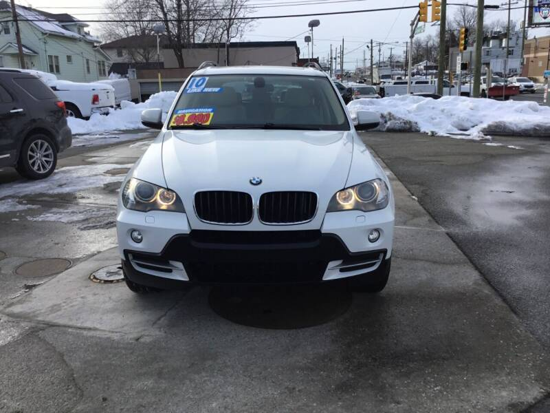 2010 BMW X5 for sale at Steves Auto Sales in Little Ferry NJ