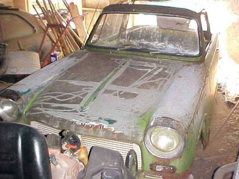 1963 Triumph Herald for sale at Haggle Me Classics in Hobart IN