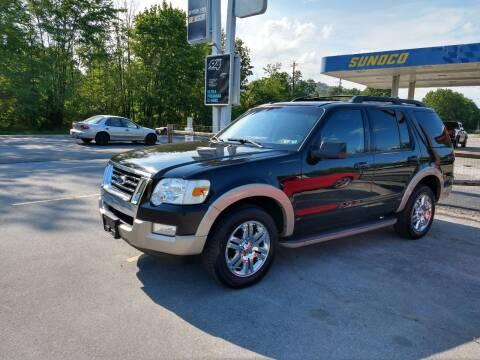 2010 Ford Explorer for sale at 100 Motors in Bechtelsville PA