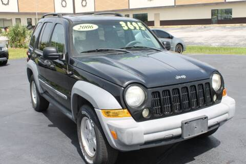 2006 Jeep Liberty for sale at Pasco Auto Mart in New Port Richey FL