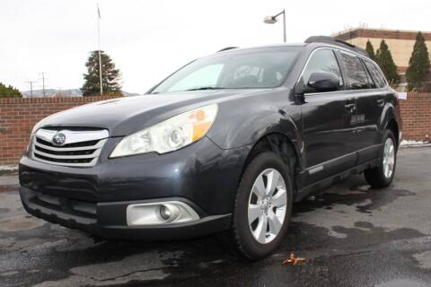 2011 Subaru Outback for sale at Motor City Idaho in Pocatello ID