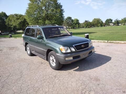 1998 Lexus LX 470 for sale at Flag Motors in Columbus OH