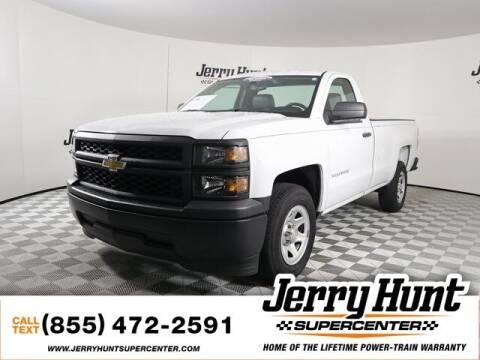2015 Chevrolet Silverado 1500 for sale at Jerry Hunt Supercenter in Lexington NC
