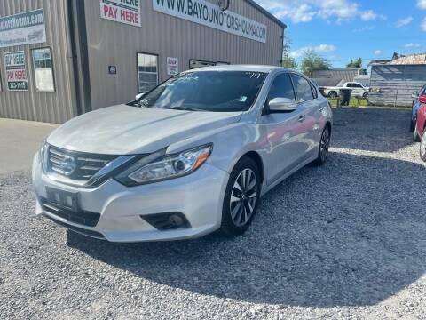 2017 Nissan Altima for sale at Bayou Motors Inc in Houma LA