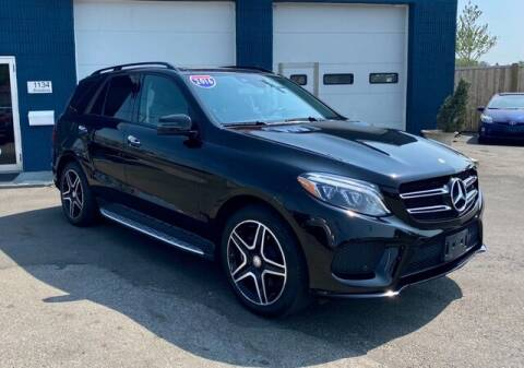 2016 Mercedes-Benz GLE for sale at Saugus Auto Mall in Saugus MA