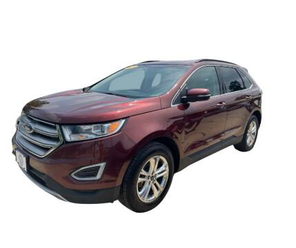 2015 Ford Edge for sale at Averys Auto Group in Lapeer MI