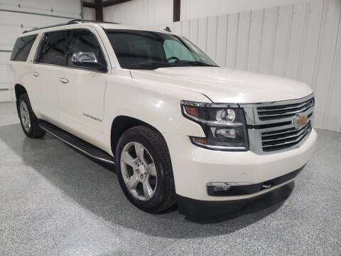 2015 Chevrolet Suburban for sale at Hatcher's Auto Sales, LLC in Campbellsville KY