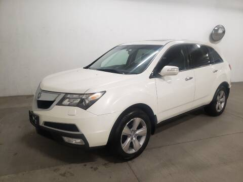 2010 Acura MDX for sale at Painlessautos.com in Bellevue WA