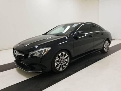 2018 Mercedes-Benz CLA for sale at Empire Car Sales in Miami FL