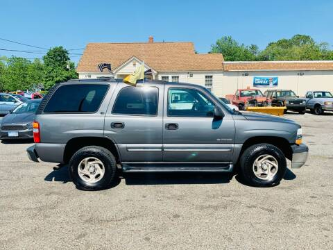 2002 Chevrolet Tahoe for sale at New Wave Auto of Vineland in Vineland NJ