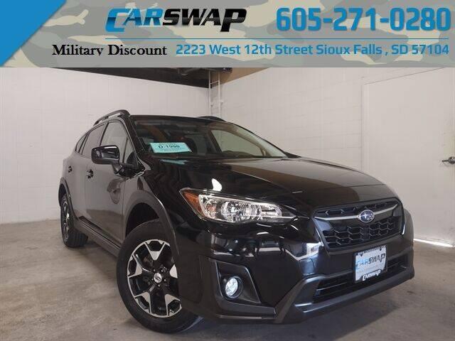 2018 Subaru Crosstrek for sale at CarSwap in Sioux Falls SD