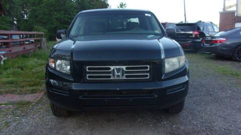 2006 Honda Ridgeline for sale at Select Cars Of Thornburg in Fredericksburg VA