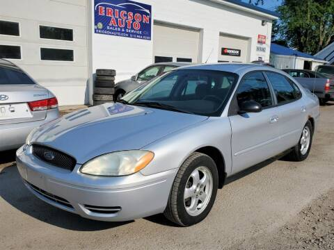 2004 Ford Taurus for sale at Ericson Auto in Ankeny IA