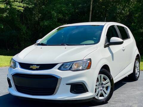 2017 Chevrolet Sonic for sale at Sebar Inc. in Greensboro NC