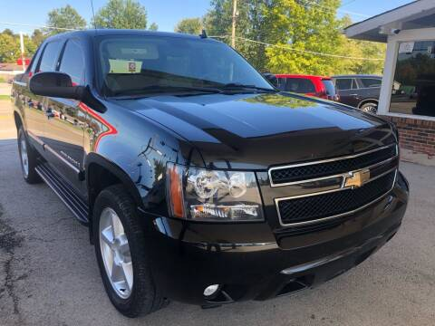 2008 Chevrolet Avalanche for sale at Auto Target in O'Fallon MO
