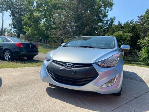 2013 Hyundai Elantra Coupe for sale at 3M AUTO GROUP in Elkhart IN