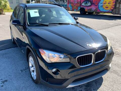 2014 BMW X1 for sale at Consumer Auto Credit in Tampa FL