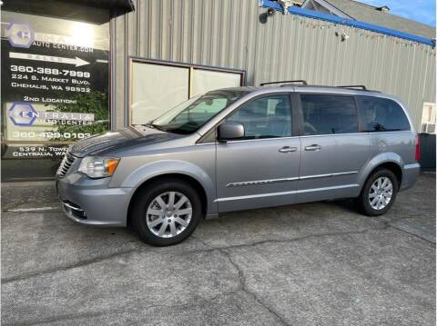 2015 Chrysler Town and Country for sale at Chehalis Auto Center in Chehalis WA