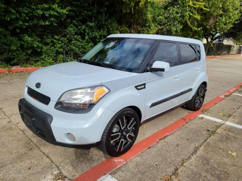 2010 Kia Soul for sale at DFW Autohaus in Dallas TX